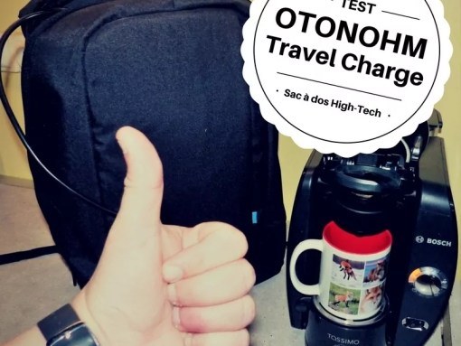 Otonohm Travel Charge