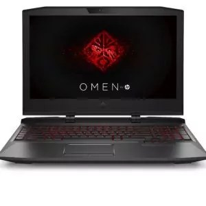OMEN X by HP avant rouge