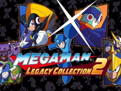 Megaman collection legacy 2