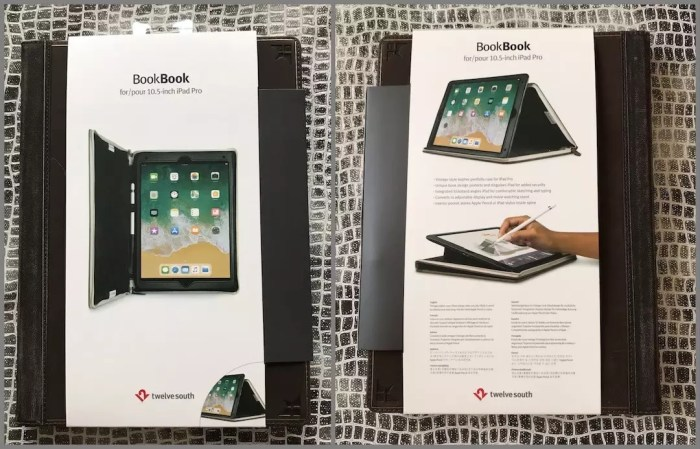 Bookbook iPad