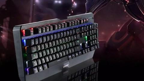 Clavier Mécanique Gaming LESHP