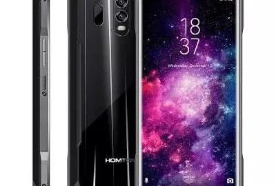 HOMTOM HT70 4G Phablet 4+64Go