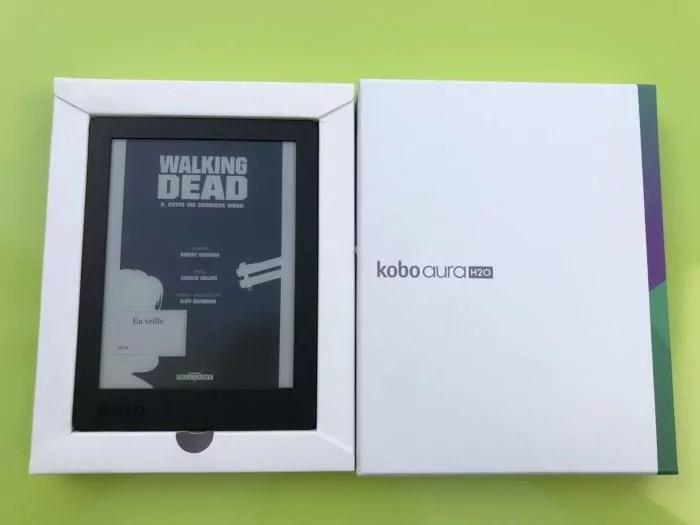 package Kobo Aura H2O