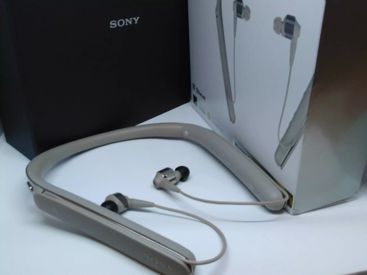 Sony WI-1000X-Unboxing