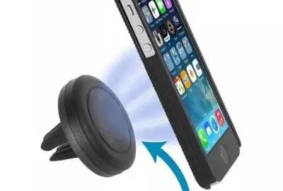 Excelvan  Support Magnetic de Smartphone pour voiture