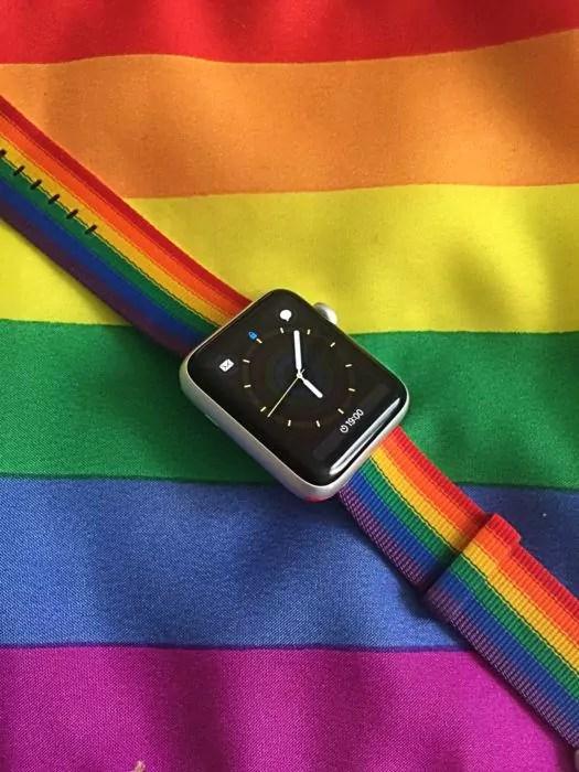 Apple wath pride edition