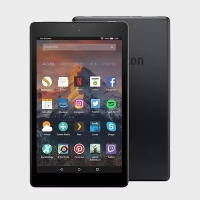 Amazon Fire HD 8 - Bon Plan 081018