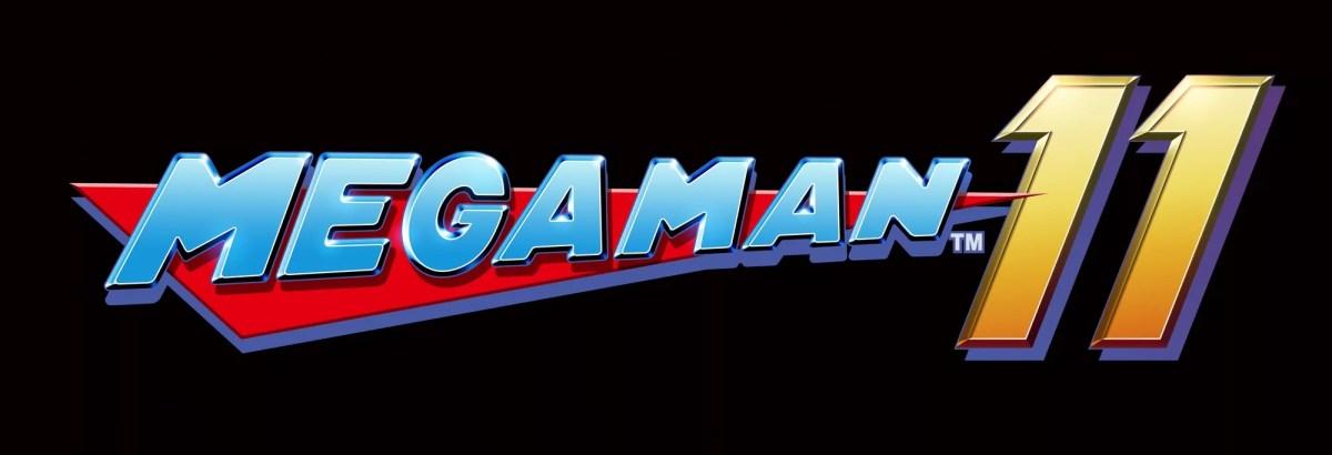 MegaMan11_logo
