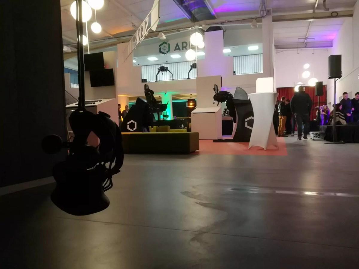 Upside Parc VR Réalité virtuelle