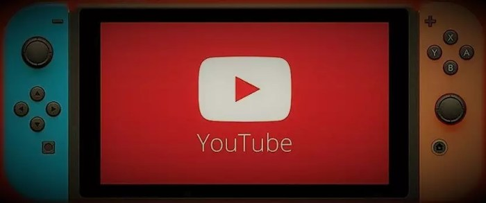 Nintedo-Youtube