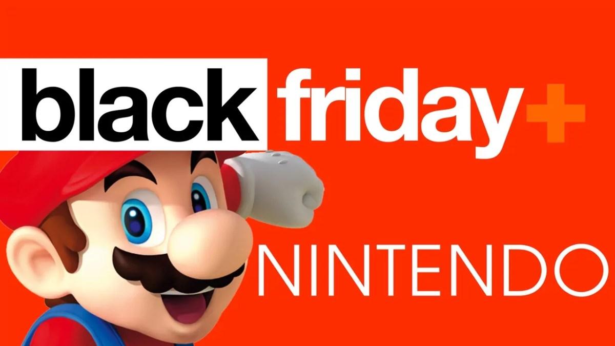 Nintendo Black Friday