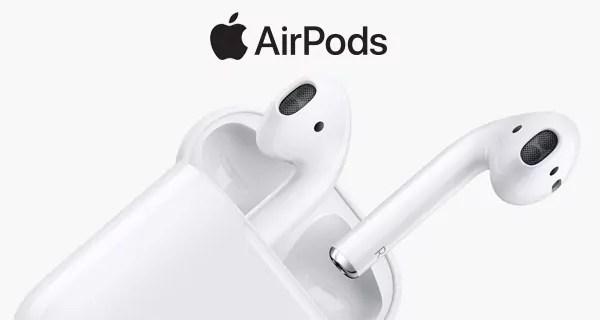 Des AirPods Google et Amazon ?
