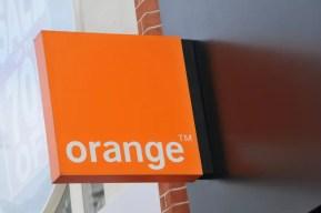 Cloud computing Orange