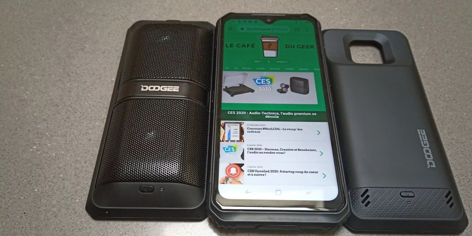 New Monster With Big Battery its : DOOGEE S95 PRO