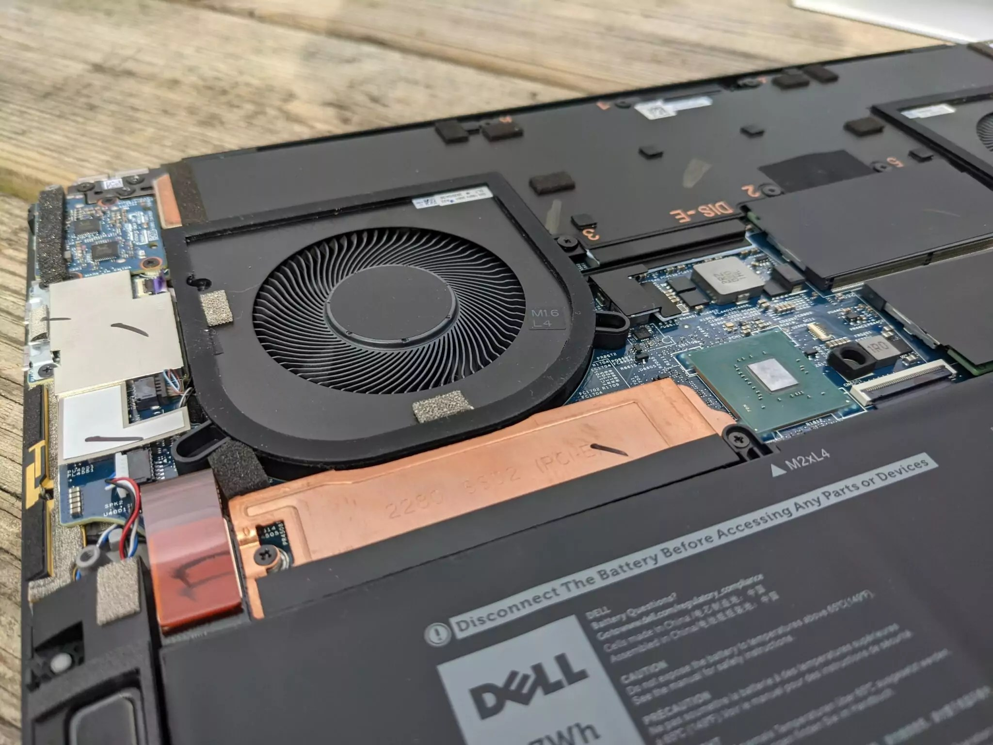 test dell xps 17 2020