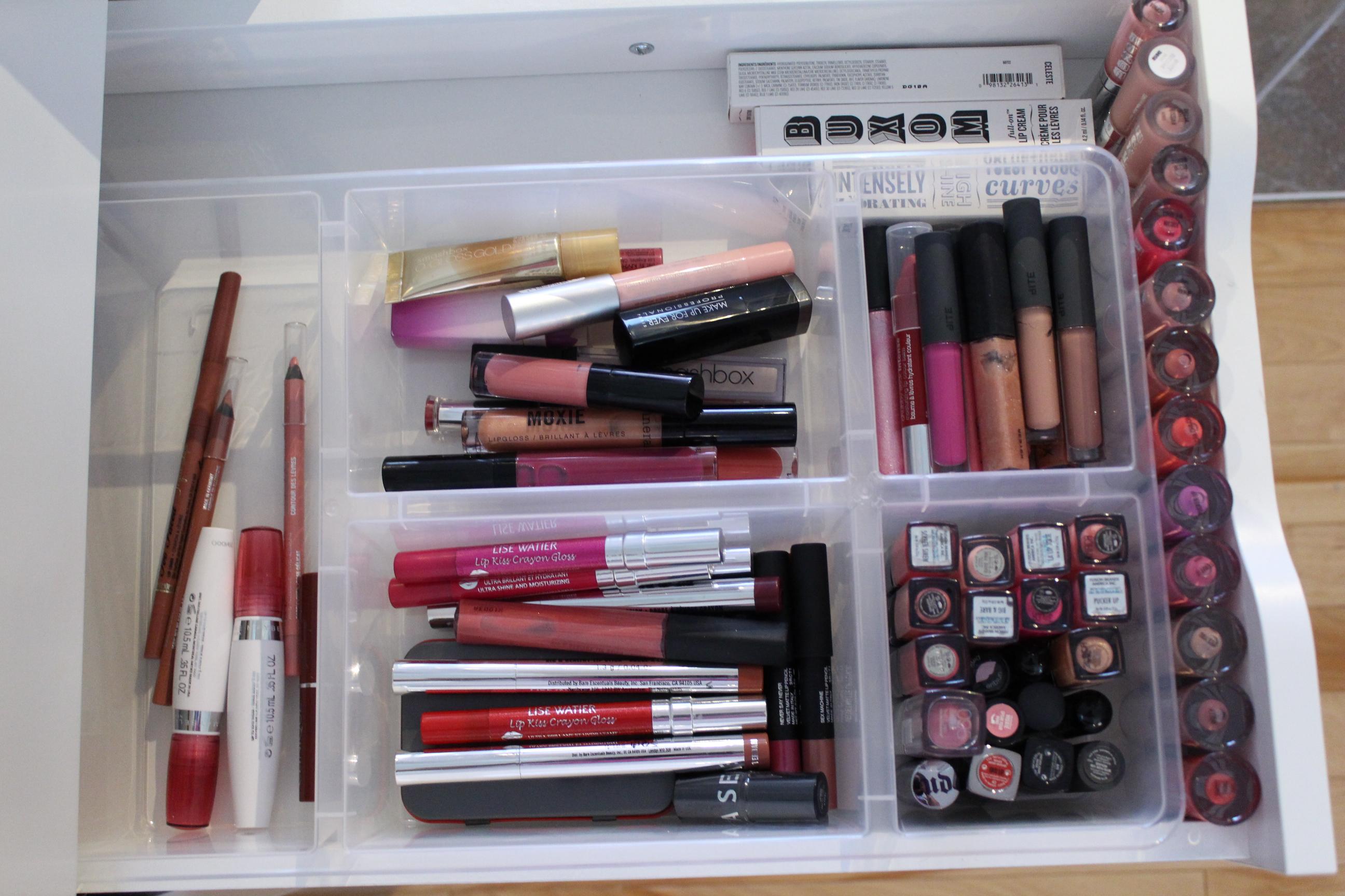 Des Trucs De Rangement Pour Organiser Son Maquillage Le