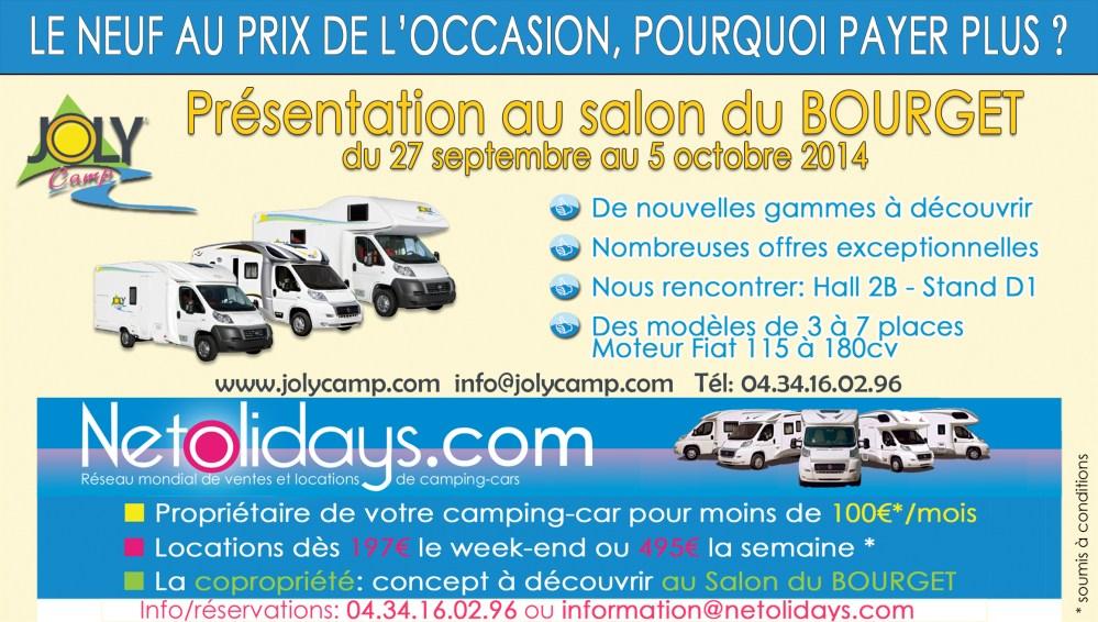 L 39 ann e 2015 sur votre blog le camping car en gestion for Salon du camping car bourget