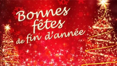 Bonnes fêtes de fin d'année ! - Consulat Général de France au Cap