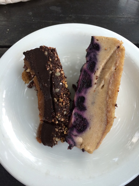 Hermans raw cakes