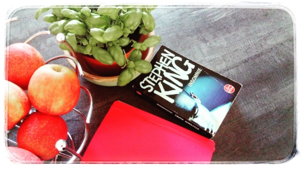 Avis de lecture sur le roman Insomnie de Stephen King