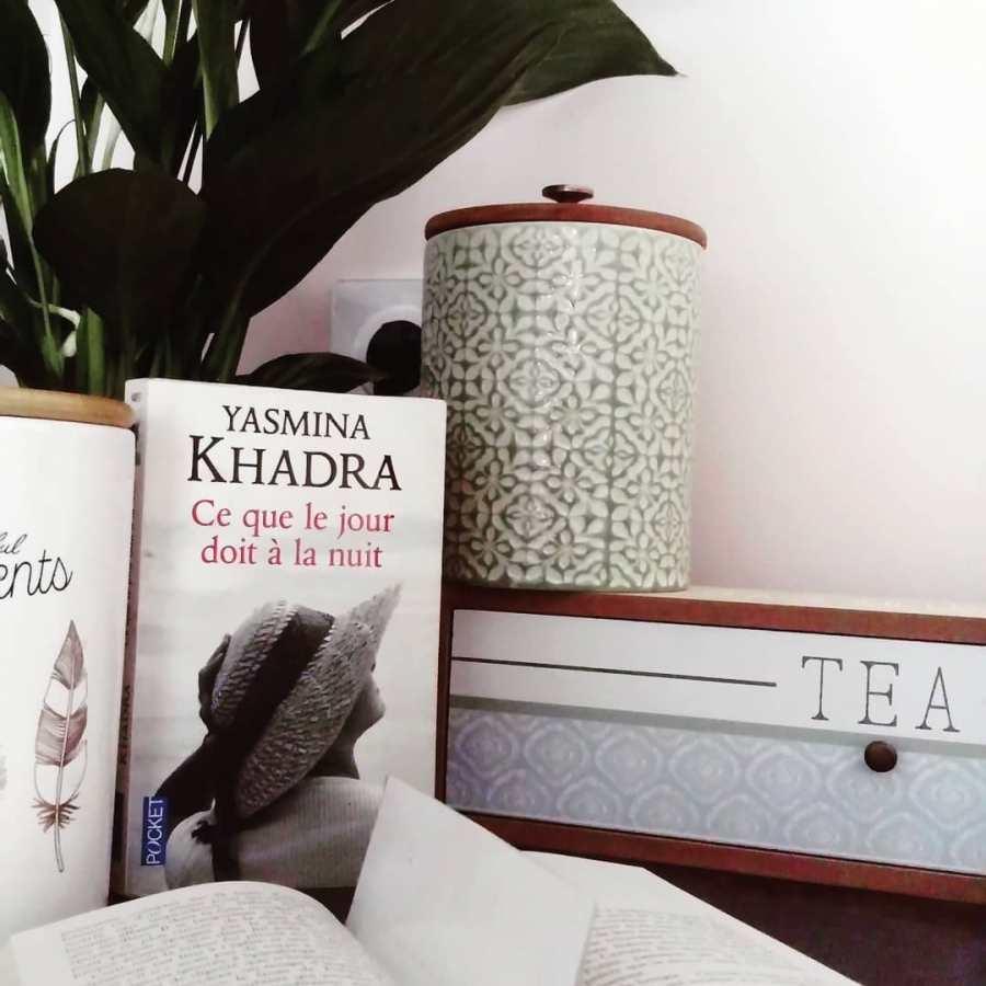 Avis de lecture sur le roman Ce que le jour doit à la nuit de Yasmina Khadra