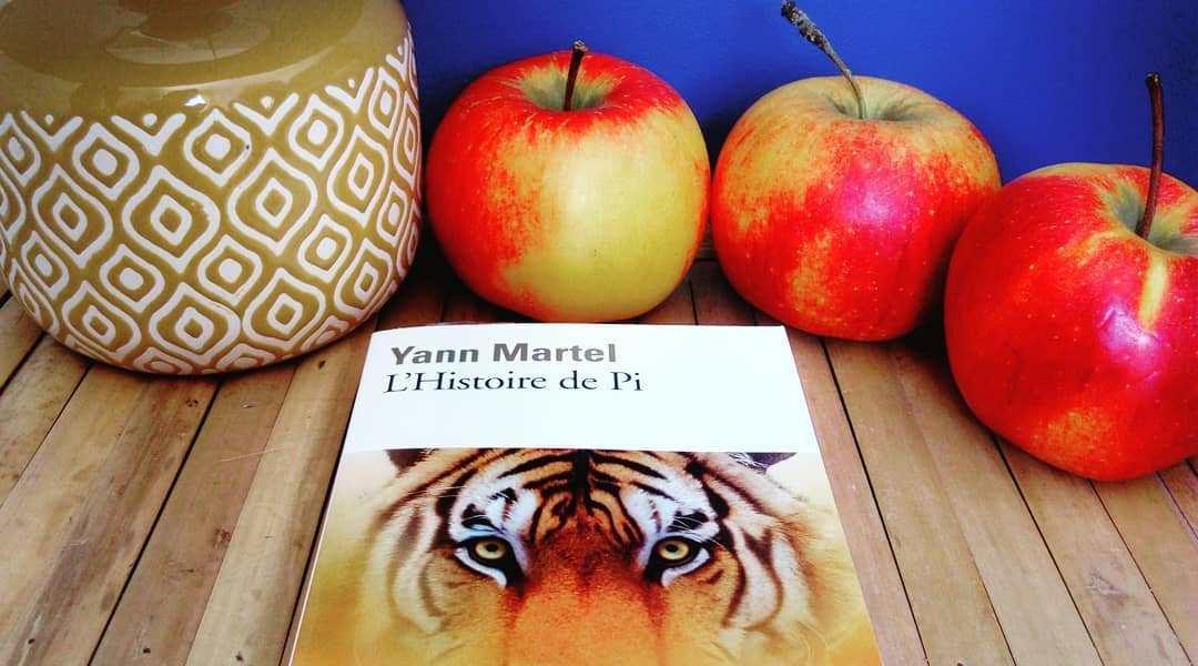 Avis de lecture sur le roman L'histoire de Pi de Yann Martel