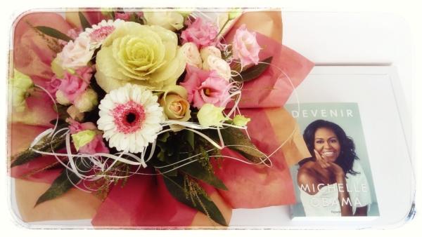 Avis de lecture sur le livre Devenir de Michelle Obama