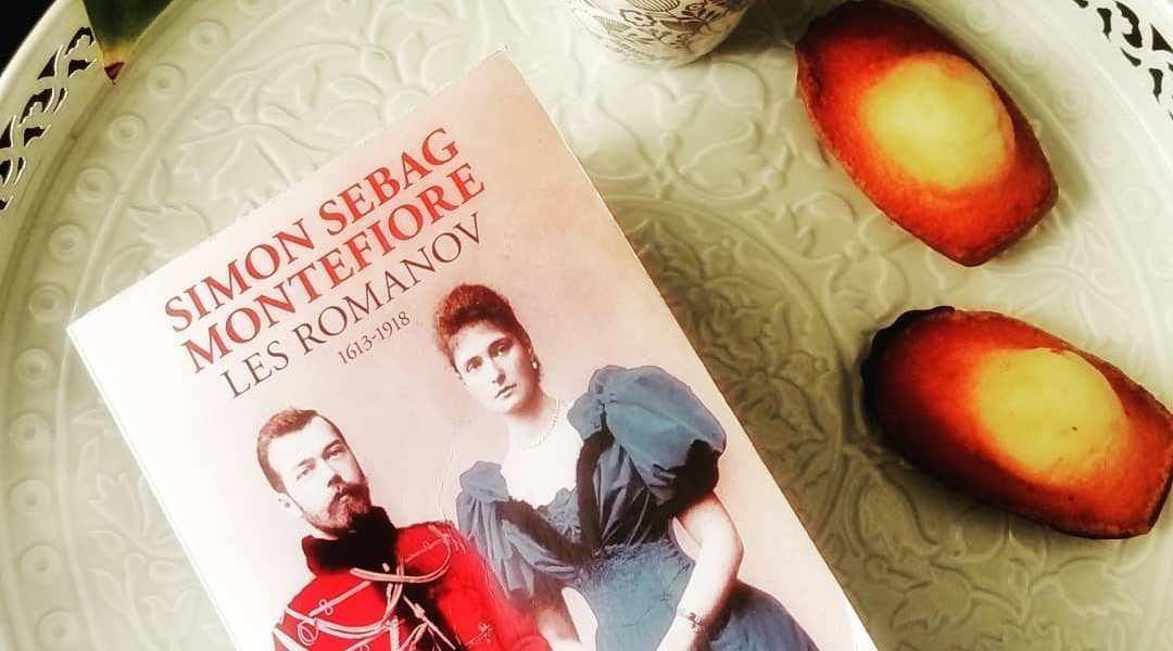 Avis de lecture sur le livre Les romanov de Simon Sebag Montefiore