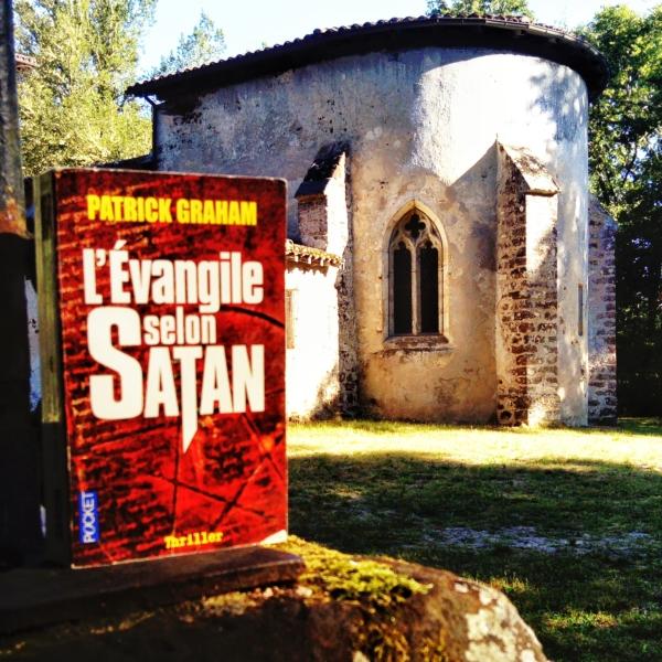 Avis de lecture sur le roman l'évangile selon satan de Patrick Graham