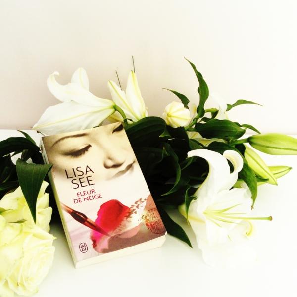 Avis de lecgture sur le roman Fleur de neige de Lisa See