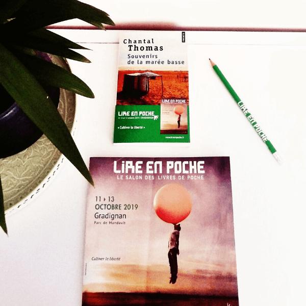 Bénévole Lire en poche salon littéraire gradignan cultiver la liberté 2019