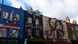 Londres Camden Town