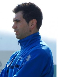 Coach Giacomo Fedrigo