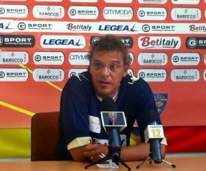 Il tecnico Francesco Moriero