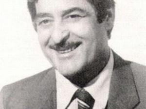 Franco Jurlano. Foto dal libro Lecce 80 anni d'amore di E. Bianco e A. Corcella.