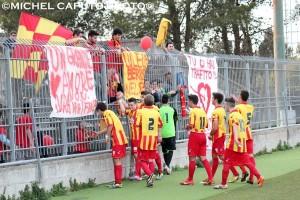 Berretti 22-3-14 tifosi