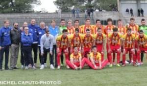 """Il Lecce """"Berretti"""" 2013/'14"""