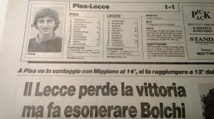 pisa Lecce 11