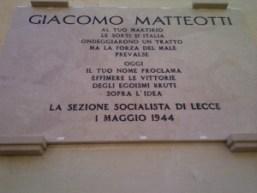 lapide Matteotti 3