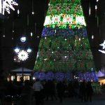 Luci come la neve, Piazza S. Oronzo 2011