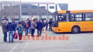 tifosi Lecce a Cosenza 3