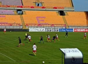 Lecce-Gallipoli 8-0