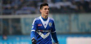 Marco Valotti, attaccante della Fidelis Andria (fonte web)
