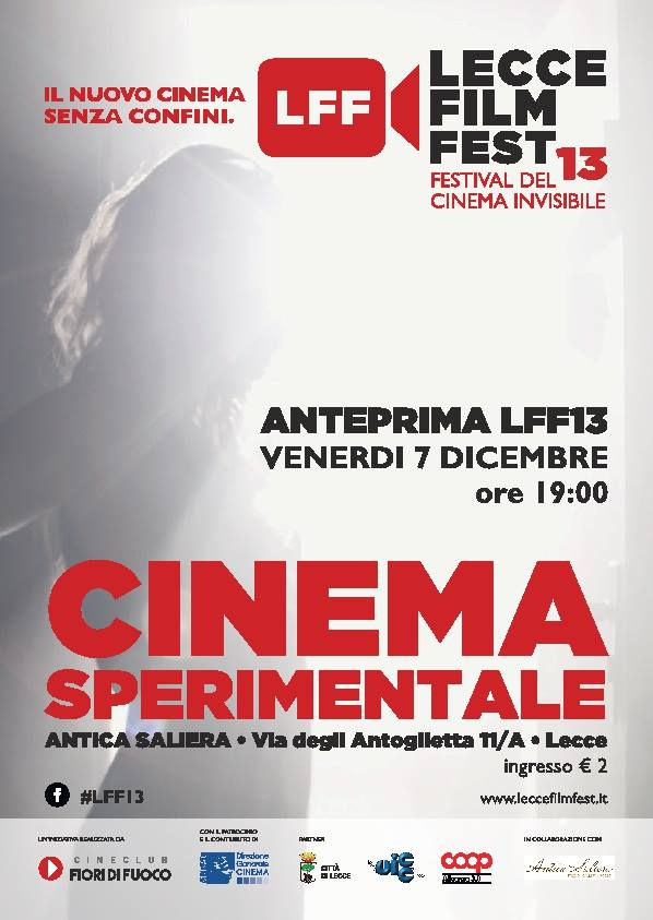 All Antica Saliera l anteprima del Lecce Film Fest  1b830cab94cd