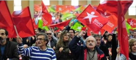portugal le bloc des gauches