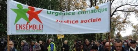 le défi climatique et les réponses solidaires