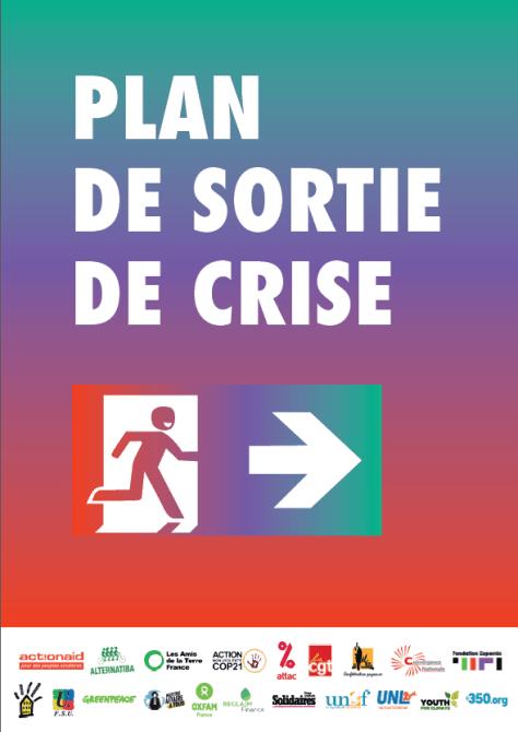 plan de sortie de crise