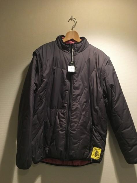 GARB STOREのコンビネーションジャケット