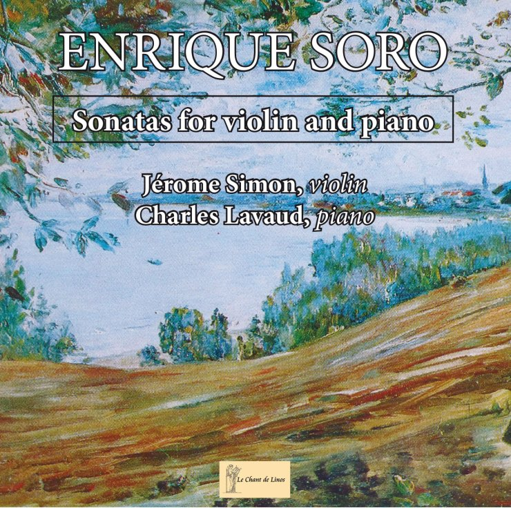 SORO, Sonatas for violin and piano