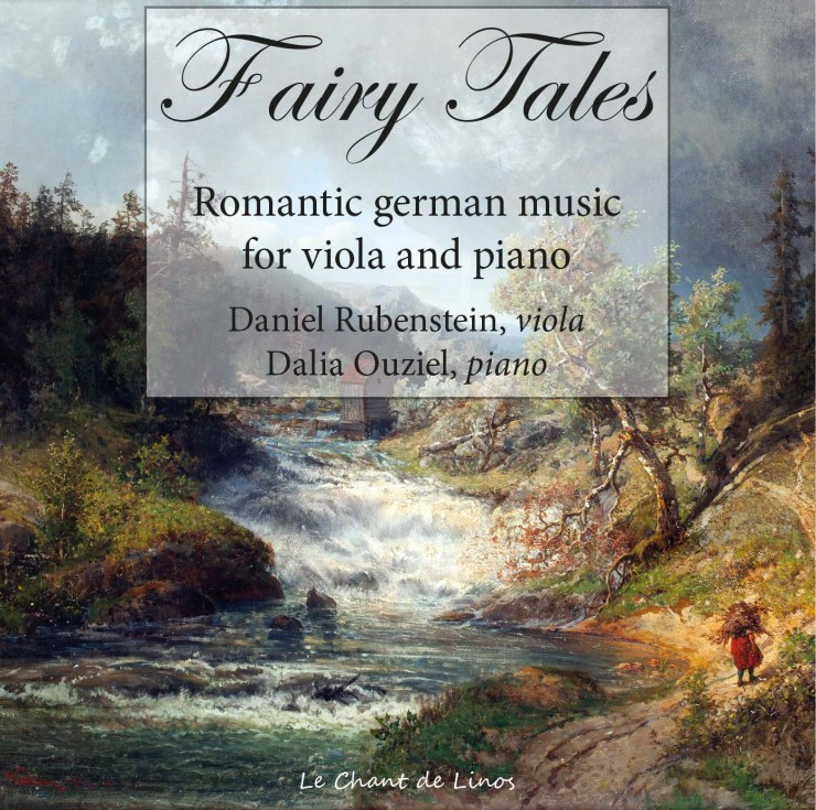 Fairy tales, romantic german music for viola and piano